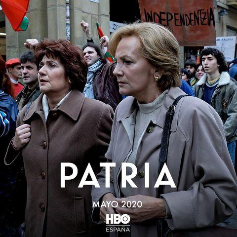 Patria: Dura historia de España