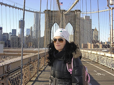 Brooklyn Bridge Nea Yorkh