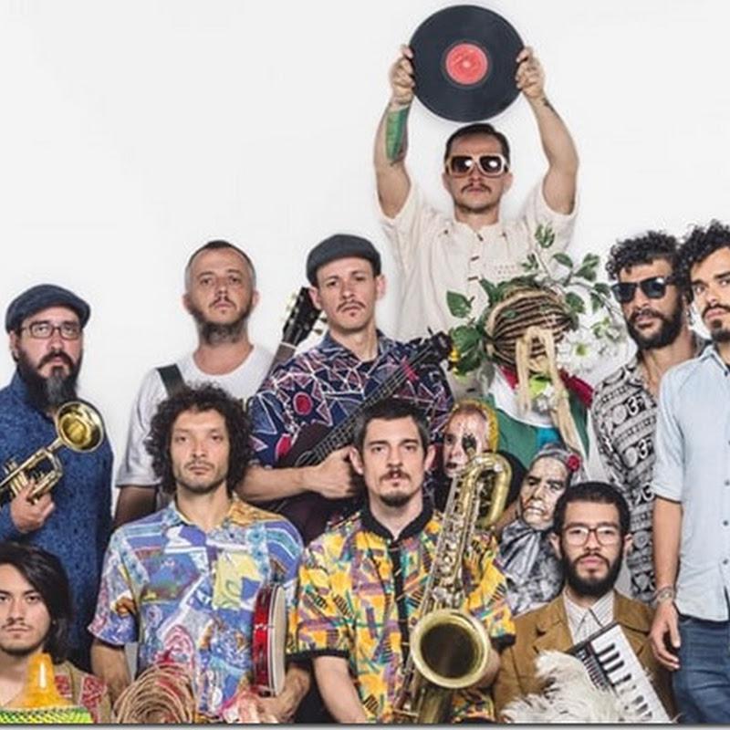 Nomade Orquestra: EntreMundos (Albumkritik)