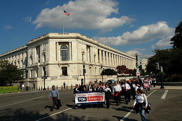 NL Fotos de Mauricio- Reforma MIgratoria 13 de Oct en DC - DSC00788.JPG