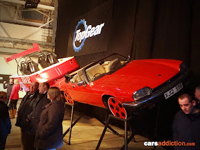 TGV8 - Jaguar XJS Top Gear Sports Train