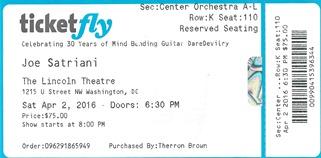 Satriani 04-02-2016