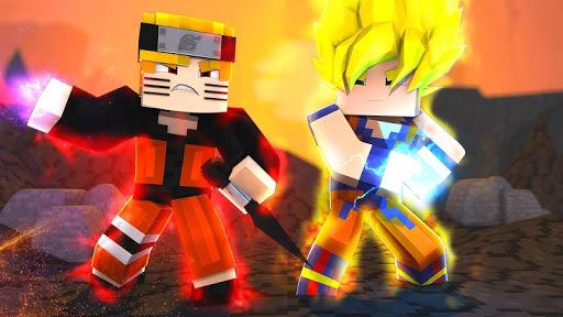 Anime Skins for Minecraft PE 1.2 screenshots 2