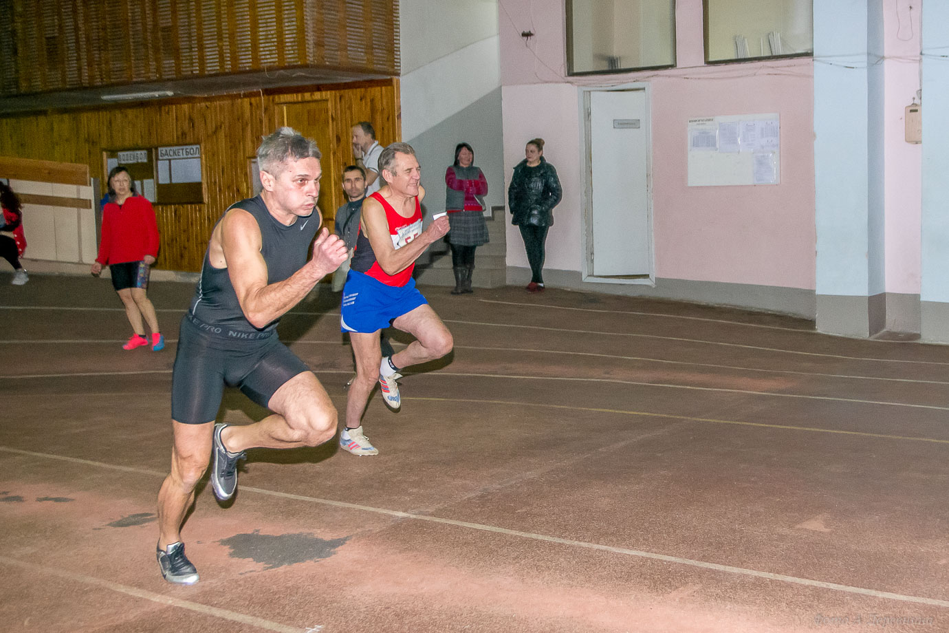 Фотографии. Чемпионат области среди ветеранов