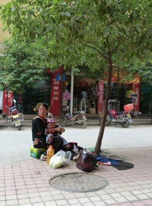 CHINE.SICHUAN.LEI BO,petite ville , escale pour aller à XI CHANG - 1sichuan%2B635.JPG