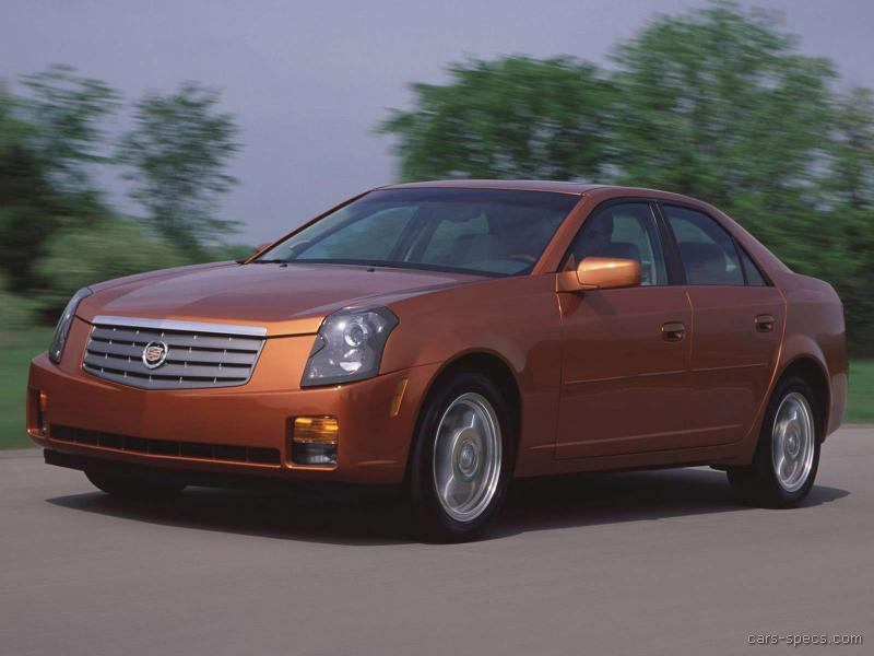 2003 cadillac cts sedan specifications pictures prices. Black Bedroom Furniture Sets. Home Design Ideas