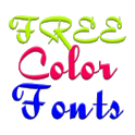 Color Fonts for FlipFont #5 icon
