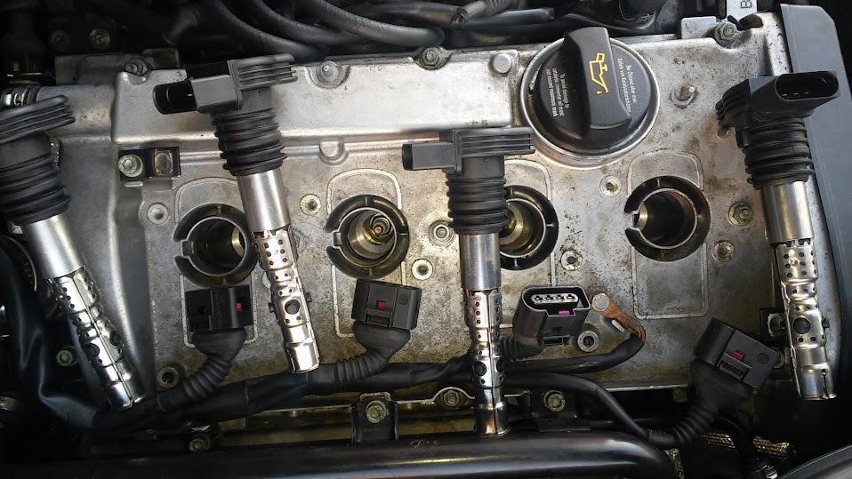 Czy Cewki Z A4 B8 20tfsi Podejdą Do A4 B6 18t 18t Audi A4