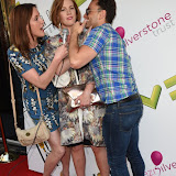 OIC - ENTSIMAGES.COM - Bronagh Waugh, Johny Pach and Niamh McGrady at the London Rocks 2015 in London 11th June 2015  Photo Mobis Photos/OIC 0203 174 1069