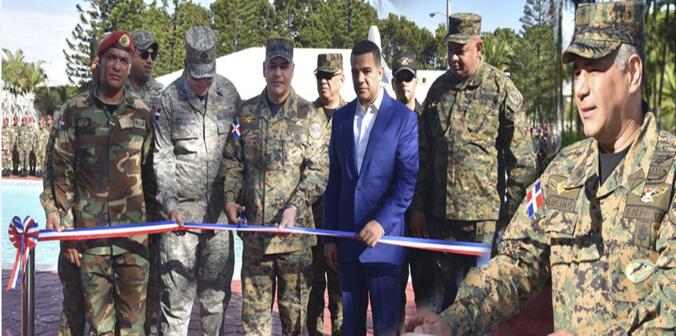 Remozan y reinauguran Club para Alistados de las Fuerzas Armadas del Ministerio de Defensa