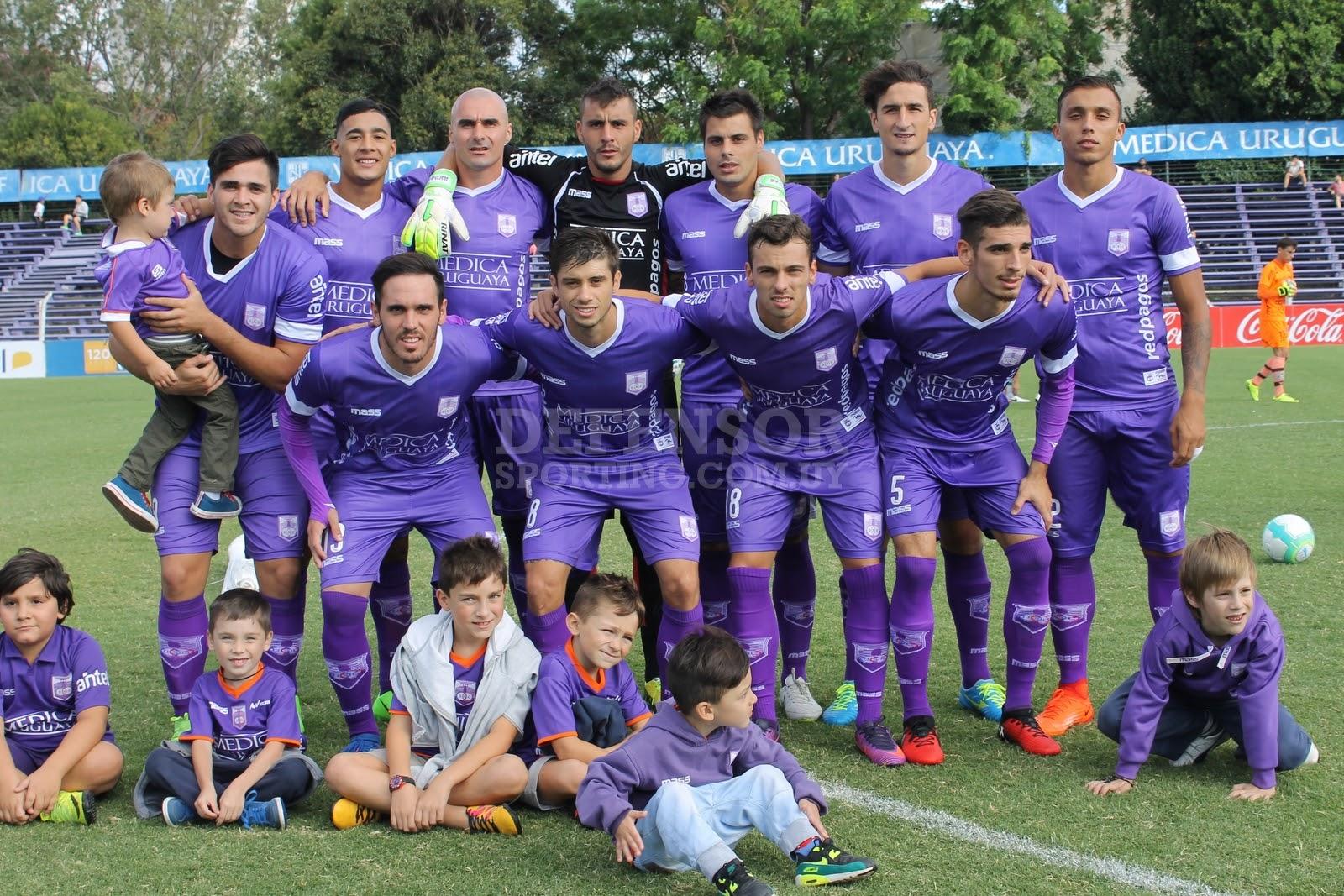 Defensor Sporting 1 – Plaza Colonia 3