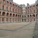 Château-Vieux : Cour