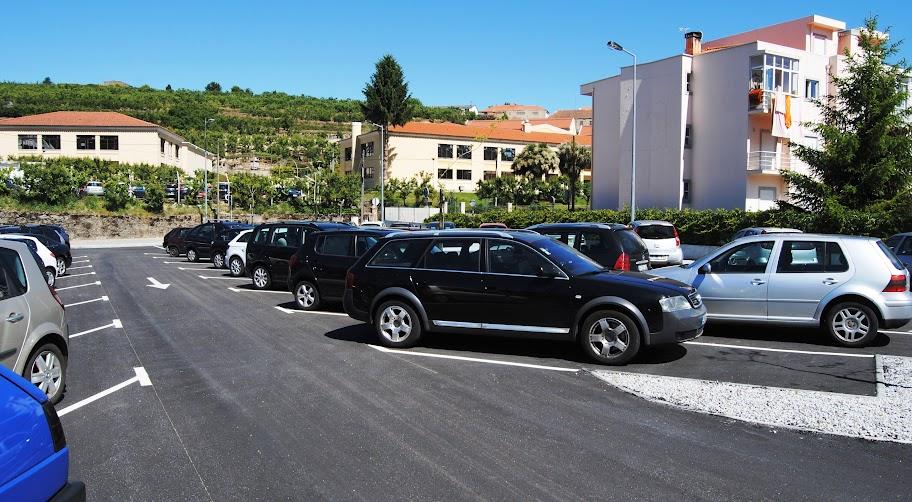 Câmara de Lamego cria novos parques de estacionamento em zonas estratégicas