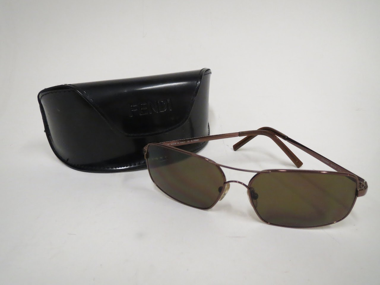 Fendi Rectangular Shades