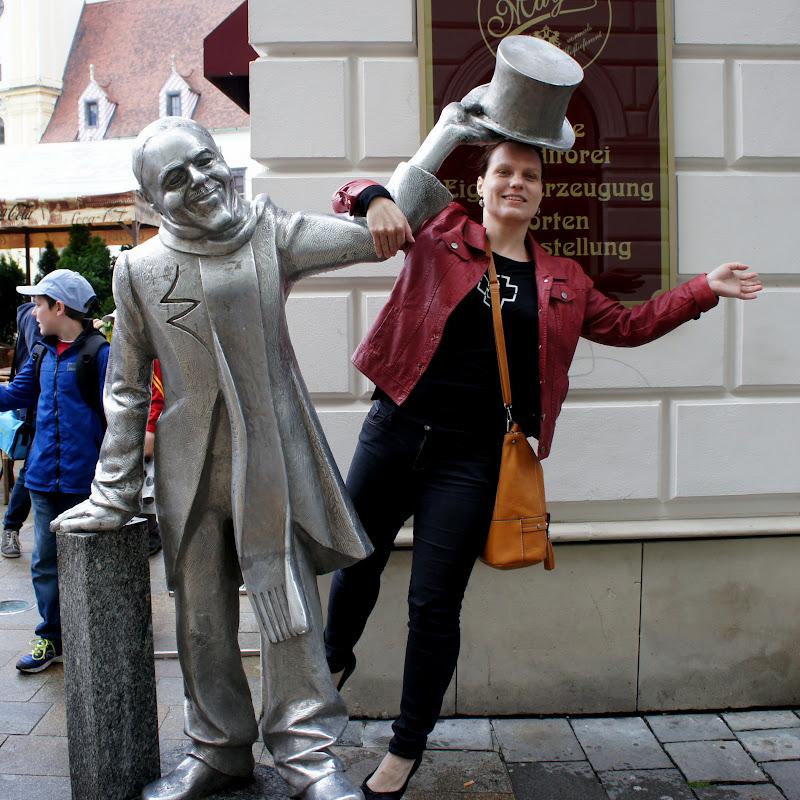 Barbora mit Hut