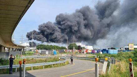 Γερμανία : Έκρηξη στο Λεβερκούζεν - Ανησυχία για το τοξικό νέφος