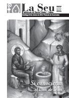 Hoja Parroquial Nº541 - Si conocieras el Don de Dios. Iglesia Colegial Basílica de Santa María de Xàtiva - Sexto aniversario de la erección de la colegiata.