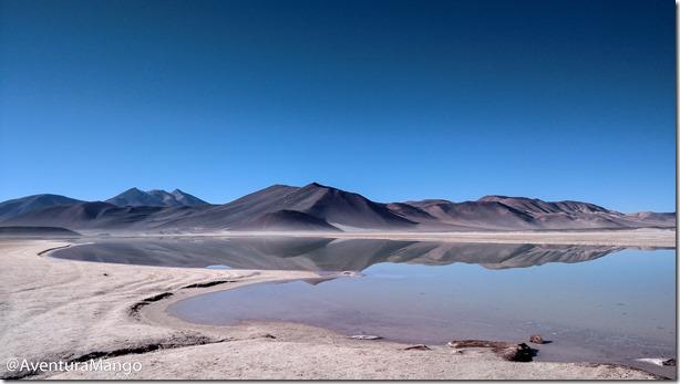 Lagoa no Salar de Talar 2