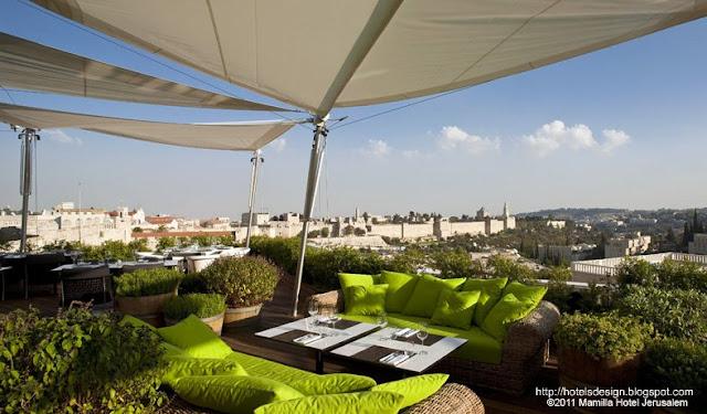 Mamilla hotel Jerusalem_Moshe Safdie_Piero Lissoni_21_Les plus beaux HOTELS DESIGN du monde