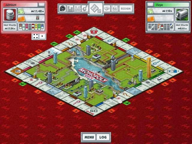 Welcome To My Blog: Monopoly City