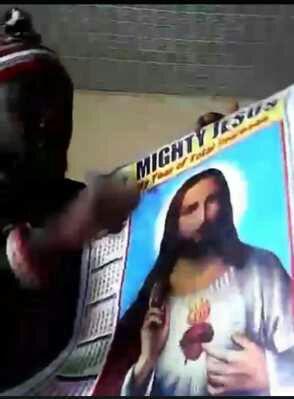 Jesus is a Greek idol - Igbo man says, warns brothers to stop worshiping him