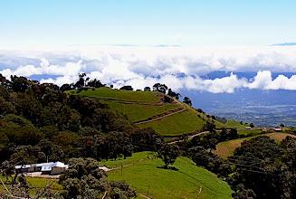 Photo: im Kaffeeland oberhalb Cartago