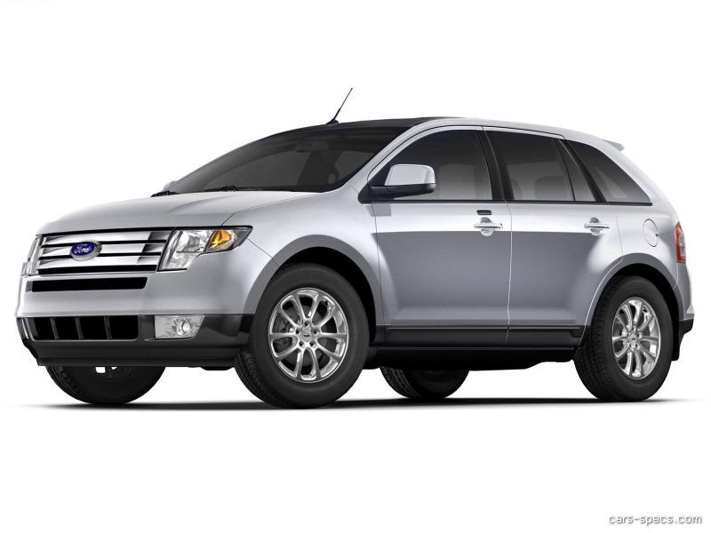 2007 ford edge suv specifications pictures prices. Black Bedroom Furniture Sets. Home Design Ideas