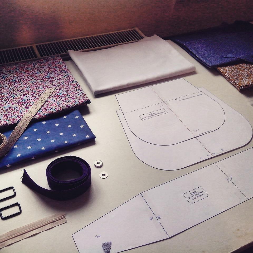 Couture loisir un projet de couture 4 mains for Couture a 4 mains