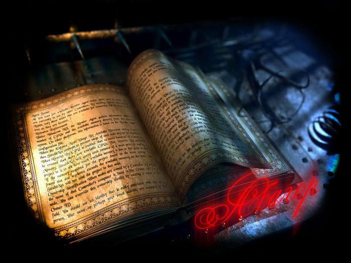 Black Manuscript, Black Magic