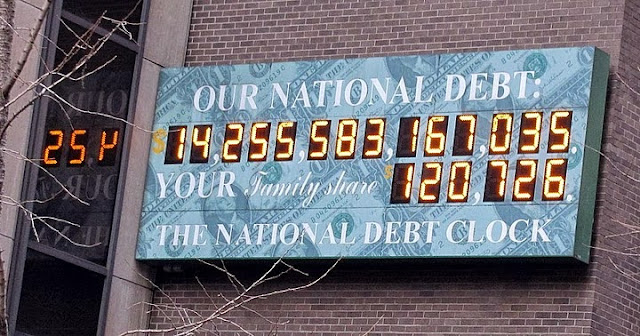 What taxpayers need to know about the national debt