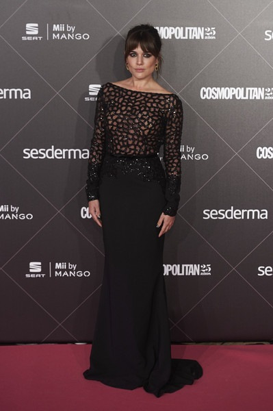 Adriana Ugarte attends the VIII Cosmopolitan Fun Fearless Female Awards