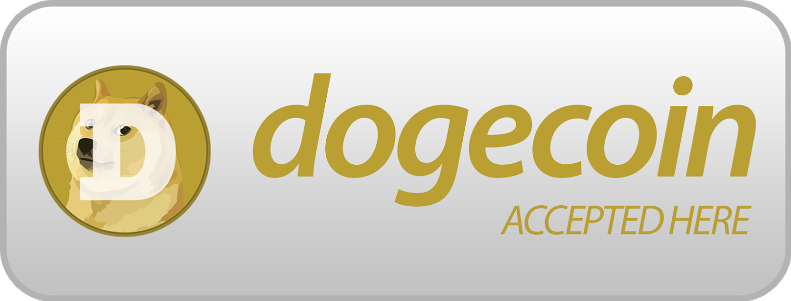 Dogecoin accepted here