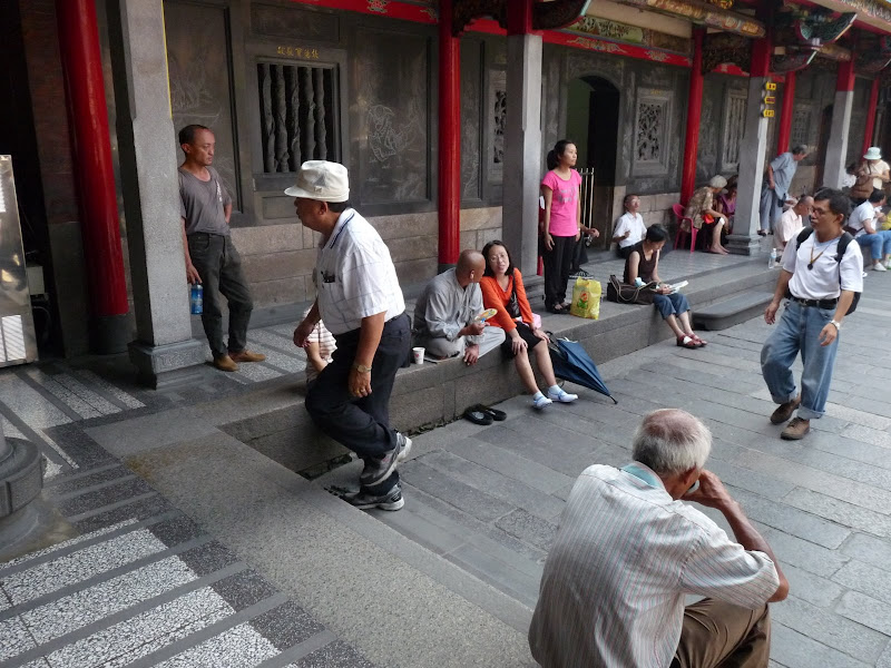 TAIWAN Taipei autour de Longshan Temple - P1120503.JPG