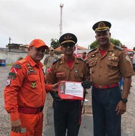Militares do 4º GBM e 4ª SBM recebem Medalhas de Bons Serviços prestados