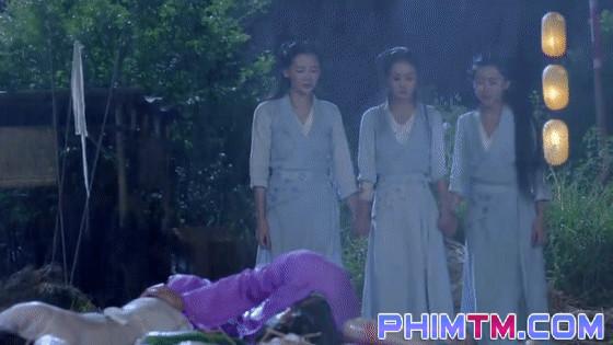"""Triệu Lệ Dĩnh - Lâm Canh Tân đẹp đôi thế này, bảo sao fan """"Sở Kiều Truyện"""" mê mẩn! - Ảnh 16."""