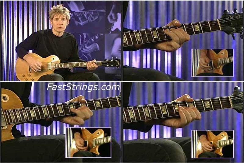 Tom Kolb - Famous Rock Guitar Riffs and Solos
