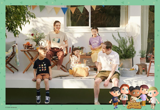 UNIQLO to Launch First Animal Crossing: New Horizons UT Collection this May 28th  (full checklist of merch and shirts)