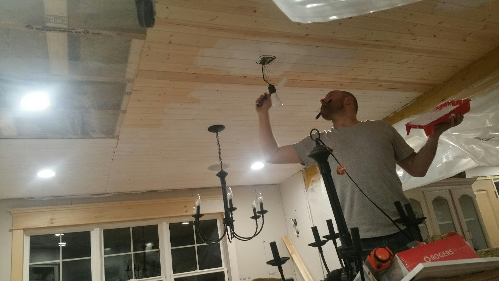 21 Tips And Tricks For Installing A Wood Ceiling Grooved Wiring Board You Deserve It