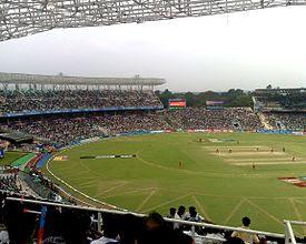 Eden Gardens Cricket Stadium