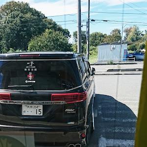 エルグランド PE52 V6 Rider のカスタム事例画像 彫かく (埼玉・上尾)さんの2018年10月13日19:36の投稿