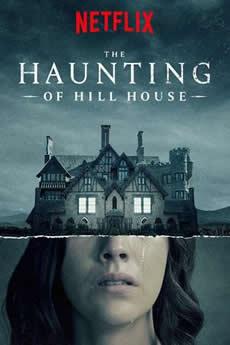 capa A Maldição da Residência Hill 1ª Temporada