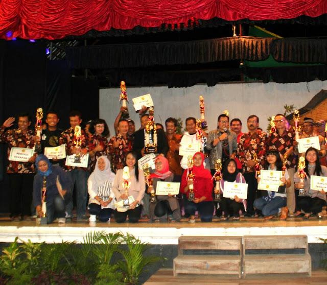 Juara Umum Festival Kethoprak Klaten Kecamatan Karangnongko