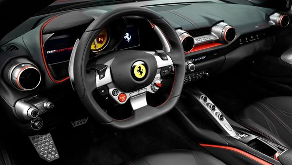 Ferrari-812_Superfast-interior