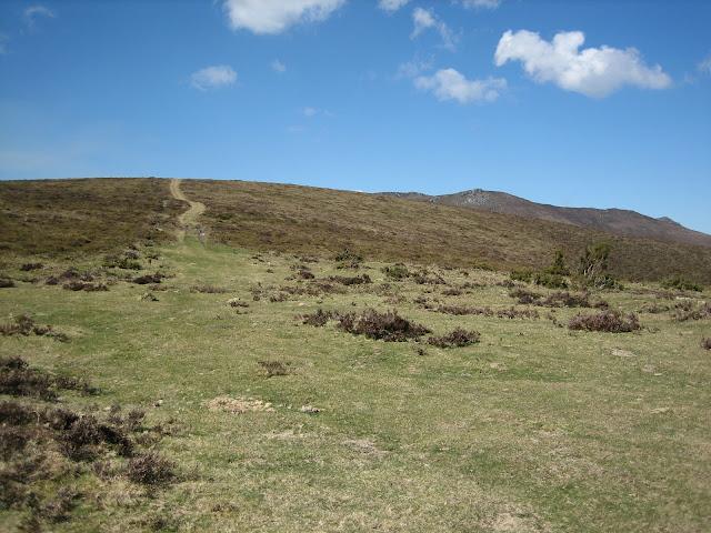 Rutas Montaña Asturias: Subida al Gargalois