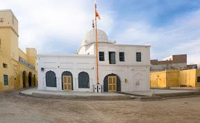 Main building of  Gurdwara Patti Sahib , Nankana Sahib