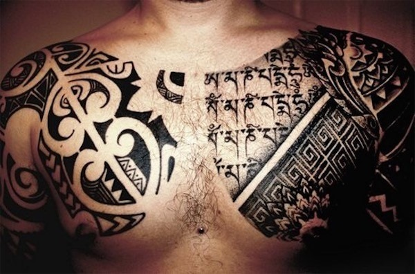 tribal_peito_tatuagens
