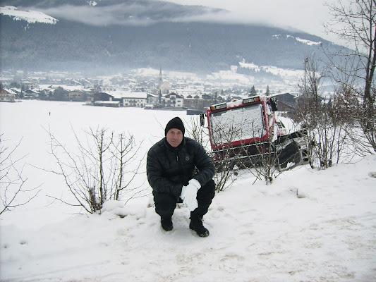 Con il gatto delle nevi di Alexbarbi