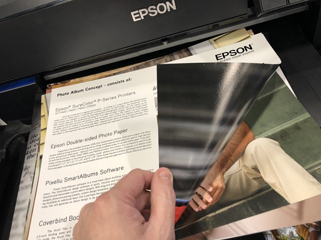 Dual Sided Epson Paper? It Might Happen!