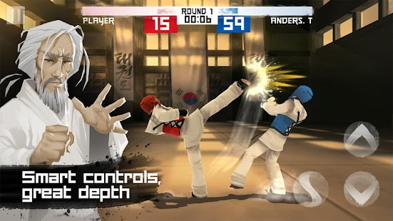 Taekwondo Game Screenshot