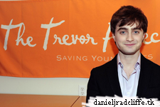 Daniel to receive the Trevor Project  Hero Award for LGBTQ rights inspiration
